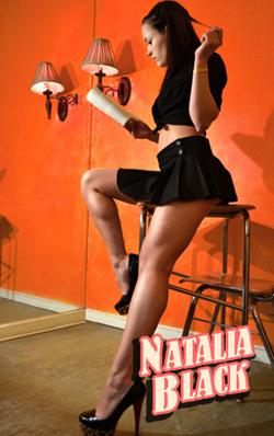 Mistress Natalia Black